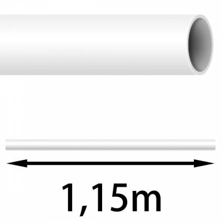 Tube 1 unitée (1,15 m)