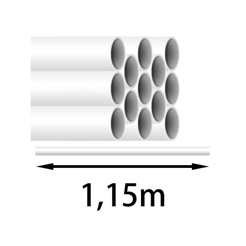 Tube 6 unités (1,15 m)