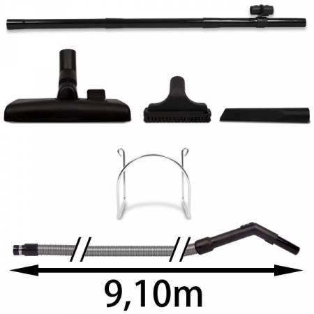 aspirateur centralisé nadair Flexible Garage (9,10 m)