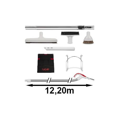 accessoire aspirateur centralisé nadair Trousse 4