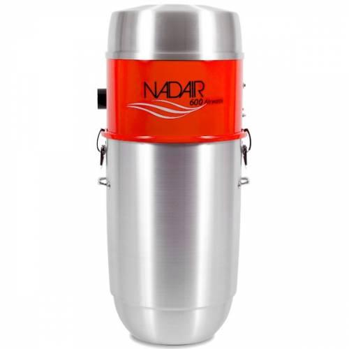 aspirateur centralisé NADAIR 600 Airwatts 32 Litres pour système aspiration centralisée