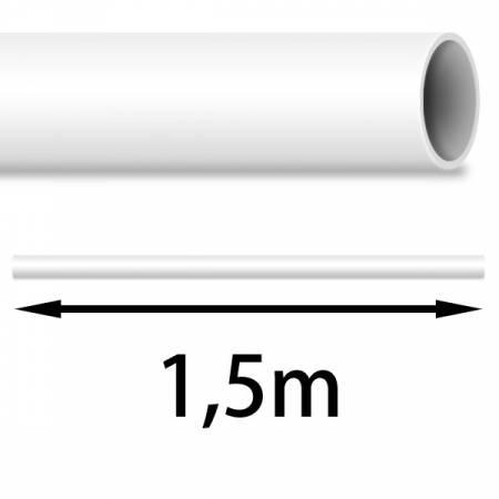 Tube 1 unité (1.5 m)  pour aspirateur centralisé