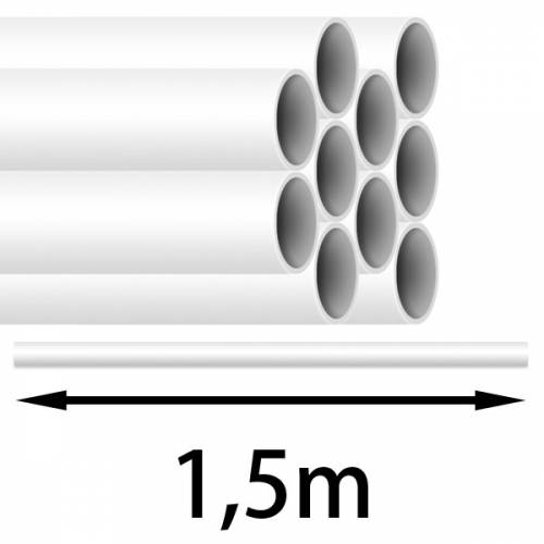 Tube 10 unitées (10.5 m)