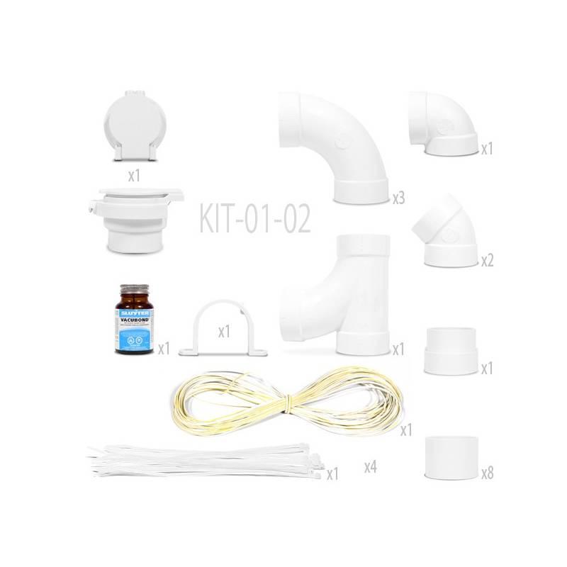 Kit 1 Prise de Service